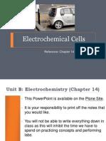 14.0 Electrochemical PowerPoint
