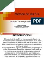 Metodologia de Las 5's