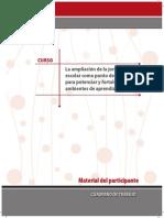 Curso Ampliacion de La Jornada 2013-2014 Guia Participante