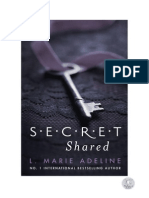 2 - Secret Shared - L. Marie Adeline