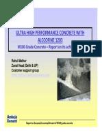 M100 Grade Concrete