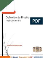 Diseño Instruccional -  Romero