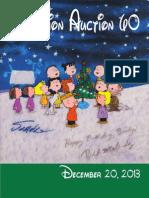Animation Auction Catalogue