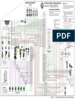 international service manual-electrical circuit diagrams · diagrama dt466e  egr