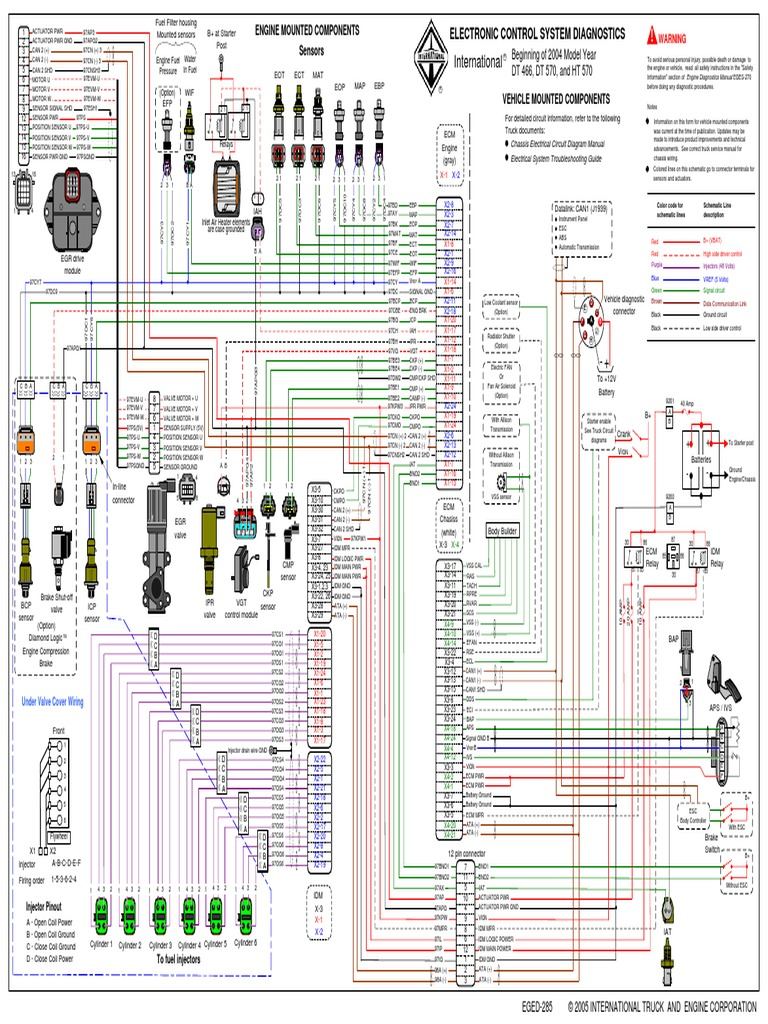 inernational maxxforce 10 engine diagrams diagram base website ...  premioprocidamorante