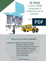 El Viaje - Diapositivas