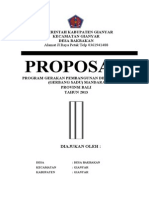 Proposal Gerbang Sadu Desa Bakbakan