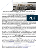 Jumaa Prayer Bulletin 28 February 2014.pdf