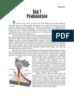 Pembahasan Vulkanologi