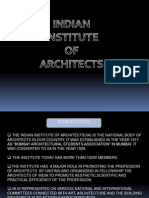 Indian Institute of Architects Iia