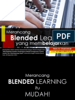 Uwes Handout Merancang Blended Learning Yang Membelajarkan Semnas Uns 2013 Shared 131125221440 Phpapp01