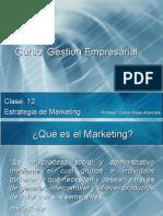 12 - Estrategias de Marketing