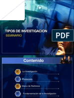 APA_¿qué es investigar