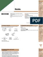 IXUS 255 HS Camera User Guide En