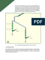 Pump Piping Analysis