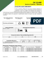 Hojas Tecnicas - e6011 - Electrodo