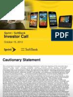 Softbank Merger PPT