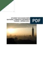 National Chengchi University Spring 2012 k87023 k87103 k87705 k87737 k87757
