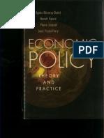 Benassy Coeure Economic Policyi