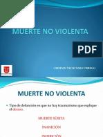 Muerte No Violenta