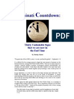 Illuminati Countdown by Jeremy James