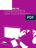 Postgrado en Consultoría ERP & Open Source Business