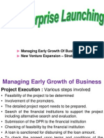 9. MMS - IMCOST (RANJAN) Managing Early Growth of Business and New Venture Expansion
