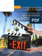 A Hollywood Exit