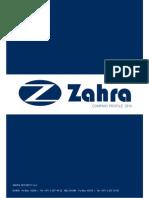 Zahra Company Profile