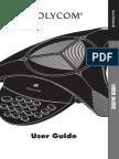 Polycom SoundStation 2 Basic User Guide
