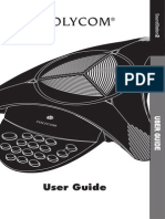 Polycom SoundStation 2 Basic User Guide