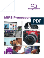 MIPS Overview Brochure