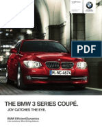 3series Coupe Catalogue 2013