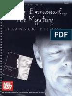 Tommy Emmanuel - The Mystery Transcriptions