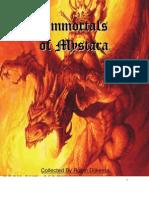 Immortals of Mystara