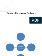 Types of Economic Systems (1)