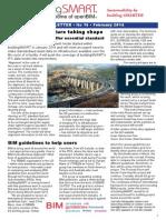 bSI NewsbuildingSMART International | bSI Newsletter No.15. Feb 2014