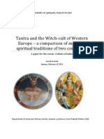 Tantra and Witch-Cult of Western Europe
