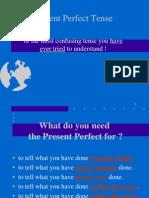 Present Perfect Prezentacija