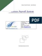 Baraza Payroll