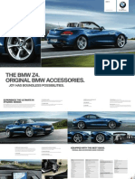 Bmw Accessories Catalogue z4 En