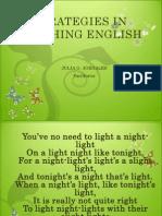 STRATEGIES IN TEACHING ENGLISH-tip ENGLISH