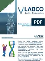 Luis Izquierdo - Hacia un nuevo screening genético en RA - II Simposio Reproducción Asistida Quirón