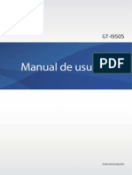 Manual Usuario Samsung Galaxy s4