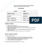 PPG CourseWork LGA3103