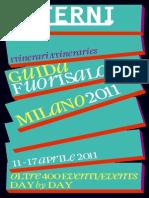 GuidaFuoriSalone-2011