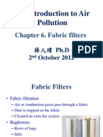 Chapter 6. Fabric Filters