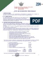 marche regolamento minienduro regionale2014
