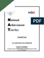 NAT Examiner's Handbook Year 4 2014