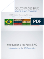Introducción a los países BRIC